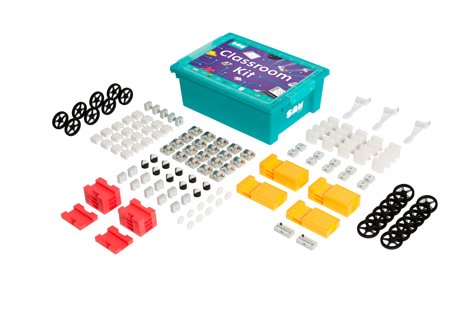 SAM Labs Steam Course kit Classroom size