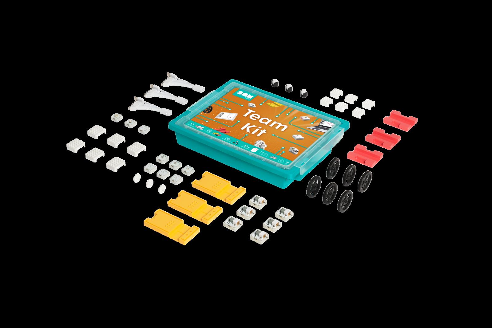 SAM Labs Steam Course kit Team size